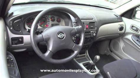 nissan sunny 2002 interior automoviles playcar almeria nissan almera 1 8 i 115 cv