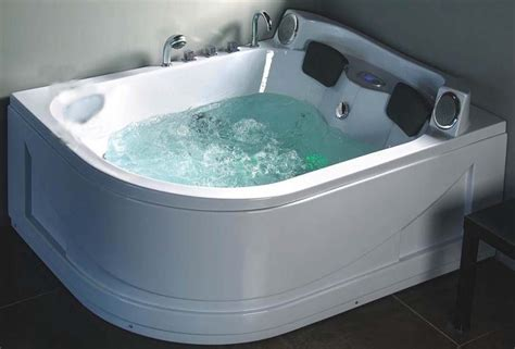 jacuzzi bathtubs corner spa bathtub lc0s07 luxury shower room