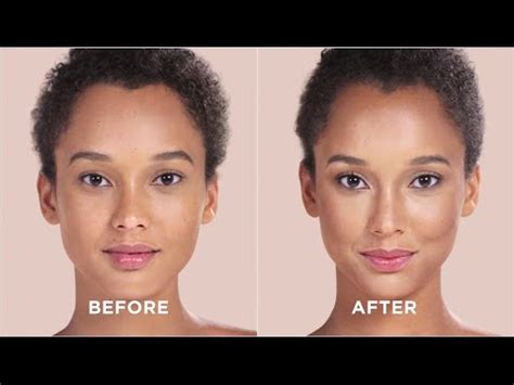 Harga Makeover Professional Highlight Contour Palette how to contour your oval sephora