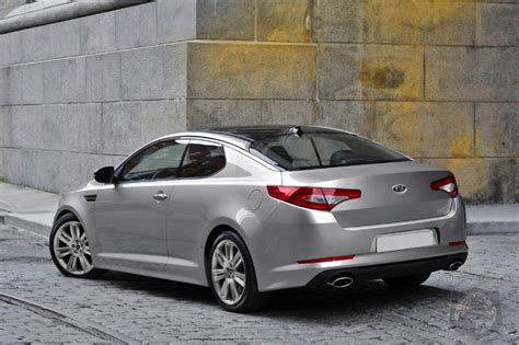 Kia Optima Koup Preview 2011 Kia Optima Magentis Coupe Autospies Auto