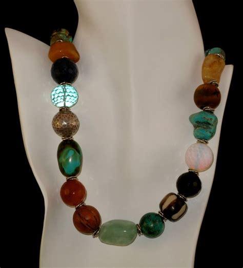 precious stones for jewelry semi precious necklace toni hurlbut