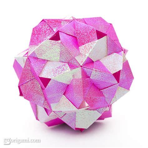 Modular Origami Models - unnamed modular by sinayskaya go origami