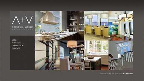 web design architecture architecture website design armour vokic san francisco