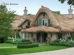 Storybook Home Design by The Peripatetic Miniaturist Real Storybook Cottages
