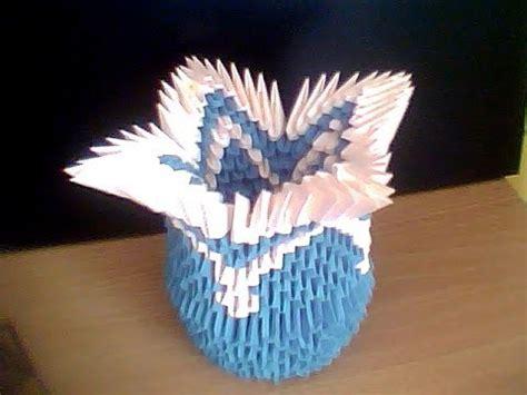 3d Origami Football - se vaza din origami 3d 1