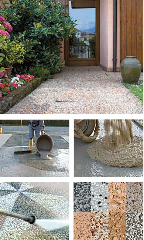 pavimentazioni per giardini esterni nuove pavimentazioni per esterni bricoportale fai da te