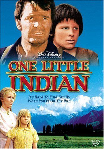 film disney jodie foster amazon com one little indian james garner vera miles