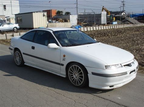 opel japan opel calibra 1995 used for sale