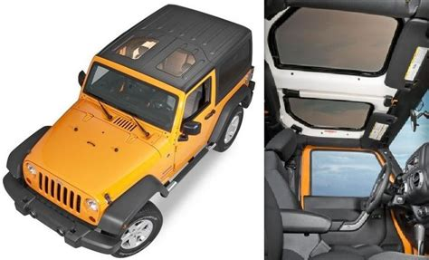 jeep wrangler glass window freedom top i want this