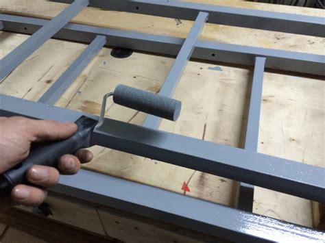 Metall Grundieren Lackieren by Mein Neues Holzregal In Der Werkstatt Operation Eigenheim