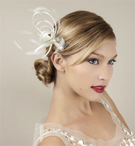 Wedding Guest Hairstyles With Fascinator by Rainbow Club Gorgeous Hats To Inspire Your Wedding