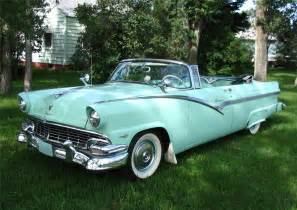 1956 Ford Sunliner 1956 Ford Sunliner Convertible 60575