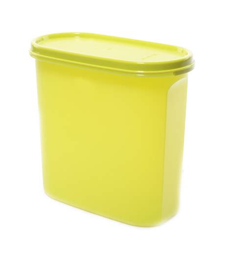 Tupperware Oval tupperware oval coloured container green by tupperware airtight storage kitchen