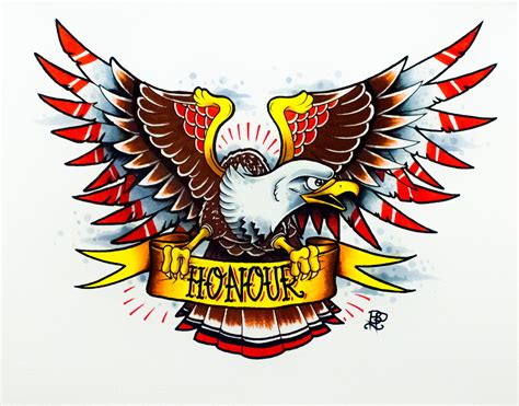 old school eagle tattoo designs 27 school tattoos designs and ideas inspirationseek