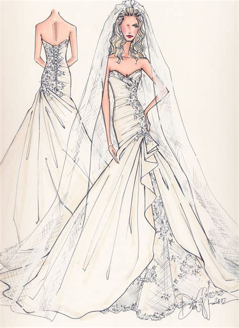 fashion illustration wedding dresses 405 best images about dresses to draw on fashion sketches fashion illustrations and