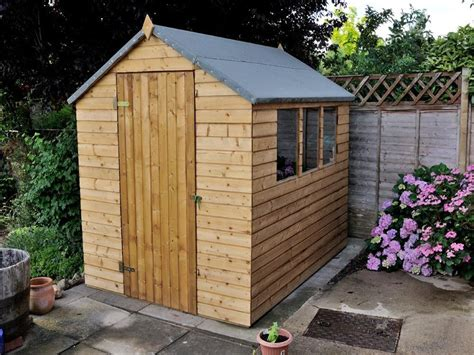 Sheds Pressure Treated by Adam Ii Pressure Treated Shed W1 83m X D2 44m Sheds