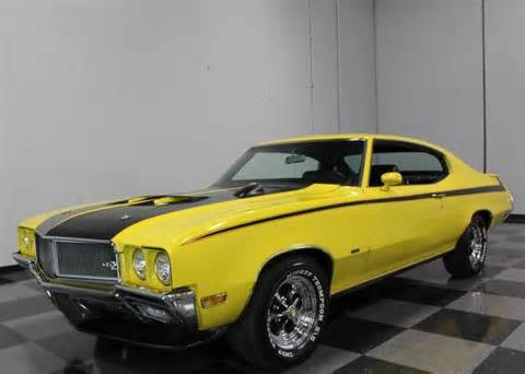 1972 Buick Skylark Gsx Bangshift Bangshift Top 11 The Top 11 Coolest Cars