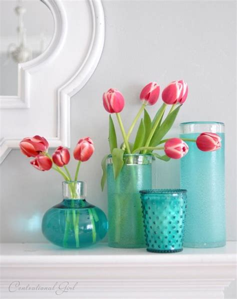 turquoise home accessories decor 36 cool turquoise home d 233 cor ideas digsdigs