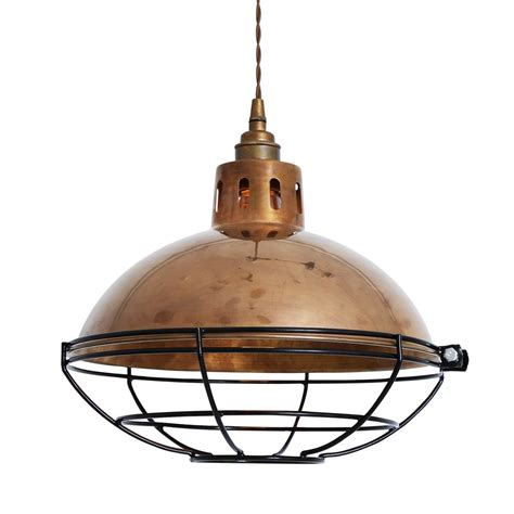 the factory of light chester cage l industrial factory light mullan lighting