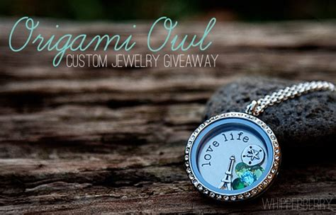 Founder Of Origami Owl - origami owl giveaway whipperberry
