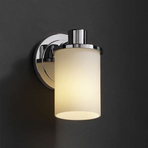 rondo flat wall sconce modern wall sconces by lightology