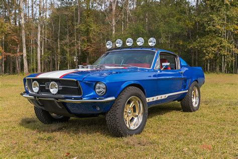 off road mustang for sale off road 1967 mustang with a 427 ci v8 engine