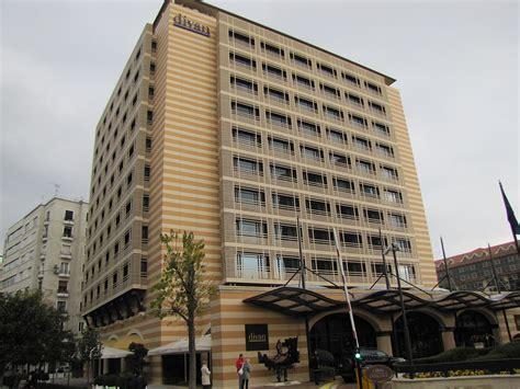 divan hotel divan istanbul wikidata