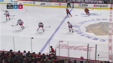 nhl situation room coach s challenge nyr chi 6 00 of third period nhl