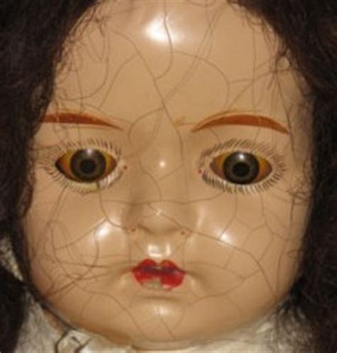 composition doll crazing composition dolls doll makers identified 1899