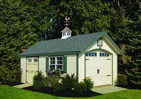 Kramer Sheds Rent To Own by Heritage Garages