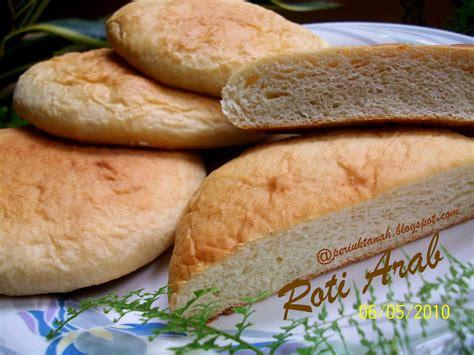 periuktanah roti arab