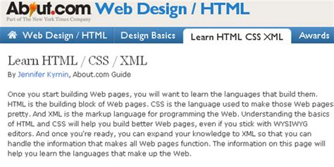 Website Tutorial Html Css Javascript | top 5 sites for beginners to learn html css javascript