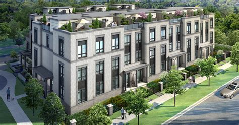 Courtyard Plans kenneth amp holmes urban townhomes urban living in the