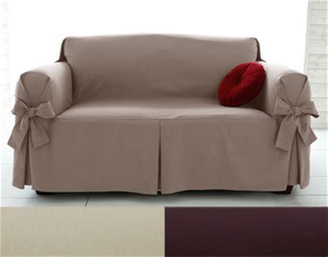 housses canapé 3 places housses fauteuil et canap 233 s 224 larges nouettes becquet