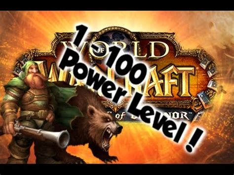 wow power leveling world of warcraft 1 hunter fast power level lvl 1 9 in