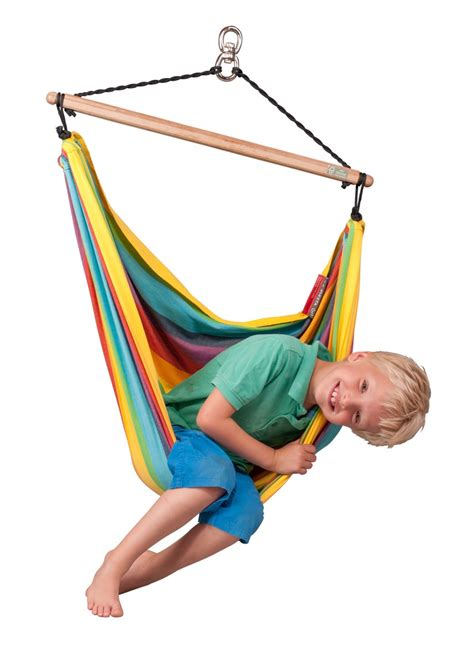 kids hammock swing chair la siesta children s hammock chair iri