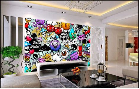 graffiti wallpaper living room graffiti wallpaper for room wallpapersafari