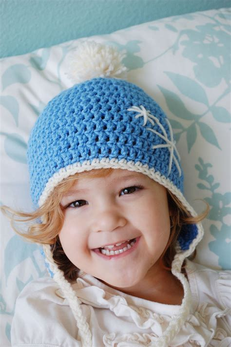 knitting pattern earflap hats for toddlers free crochet patterns for baby hats with ear flaps