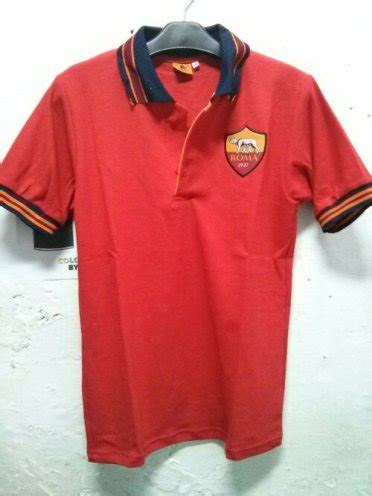 Bumbu Pecel 100 polo shirt official as roma 100 indonesia store