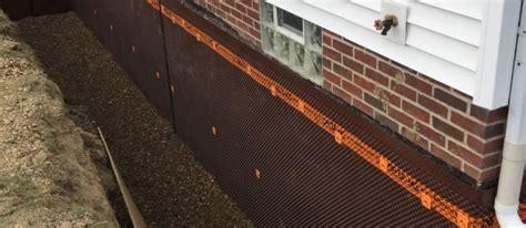 basement waterproofing companies difranco contractors