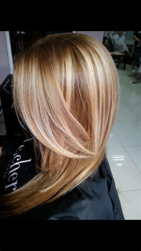 how to add warmth to blonde hightlites warm highlights blond carmel hair pinterest summer