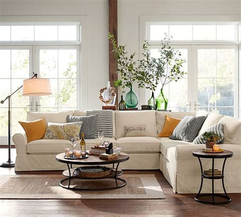pottery barn in home design reviews pottery barn sofas sectionals cozy living rooms with awesome pottery barn sectional sofas thesofa