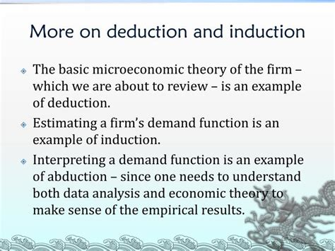 principle of induction and deduction principle of induction and deduction 28 images ppt alfred marshall 1842 1924 powerpoint