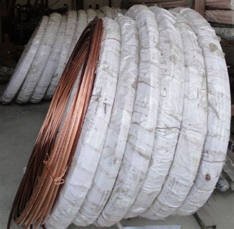 copper conductor stranded electric wire cable green