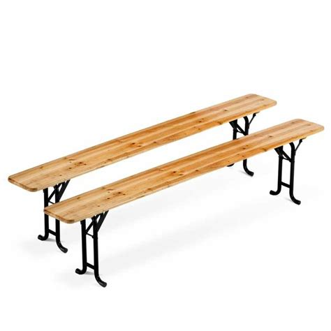 tavoli per sagre 10x set tavolo e panche in legno per giardino feste sagre