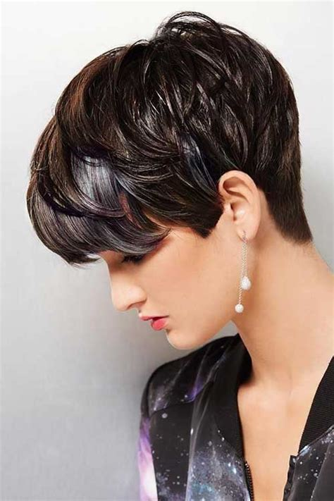 pictures of textured pixie 15 textured pixie cuts pixie cut 2015