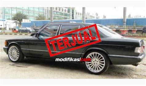 Jual Karpet Mobil Jambi jual mercedes 300sel w126 tahun 1990