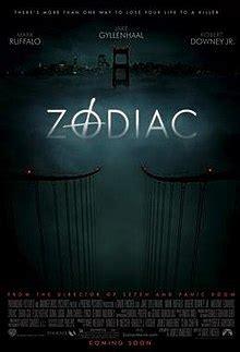 zodiac killer movie zodiac film wikipedia
