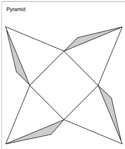 How To Make A 3d Figure Out Of Paper - 28 best images about maths on platonic solid