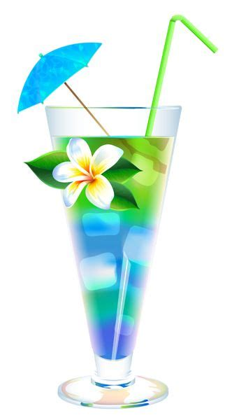 mixed drink clipart exotic summer cocktail png clipart image summer vacation